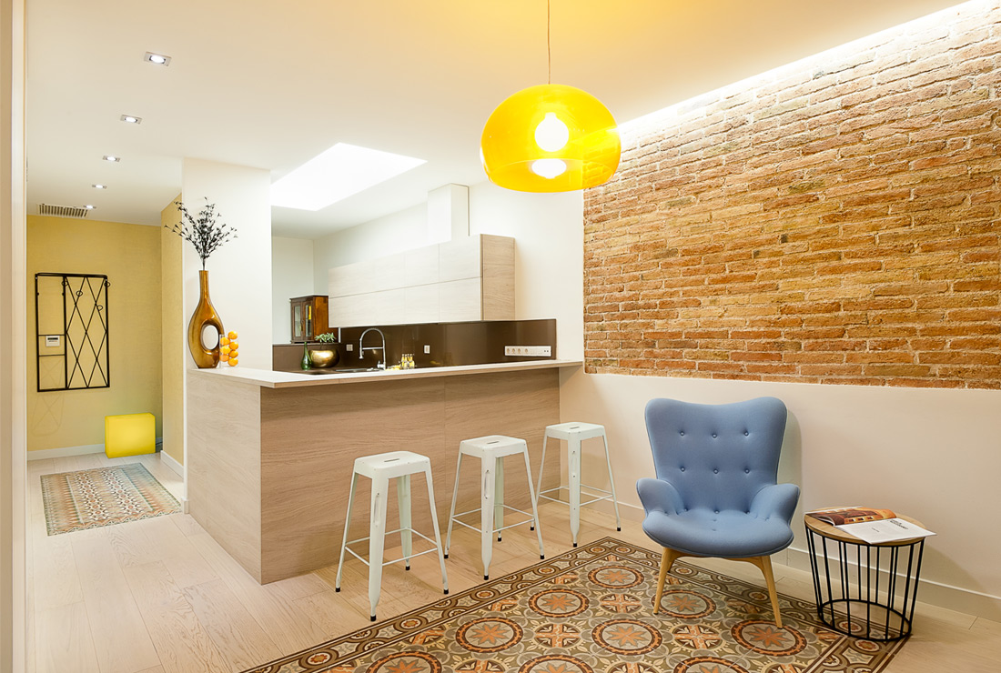 home staging lujo Barcelona