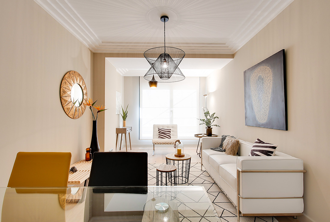 home staging piso piloto