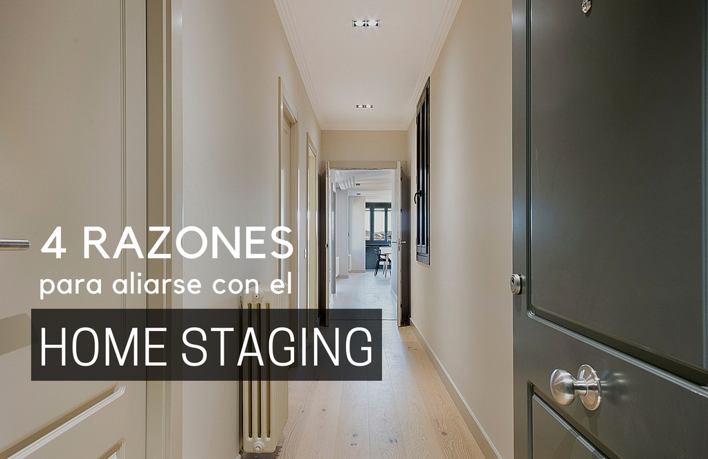home staging para inmobiliarias