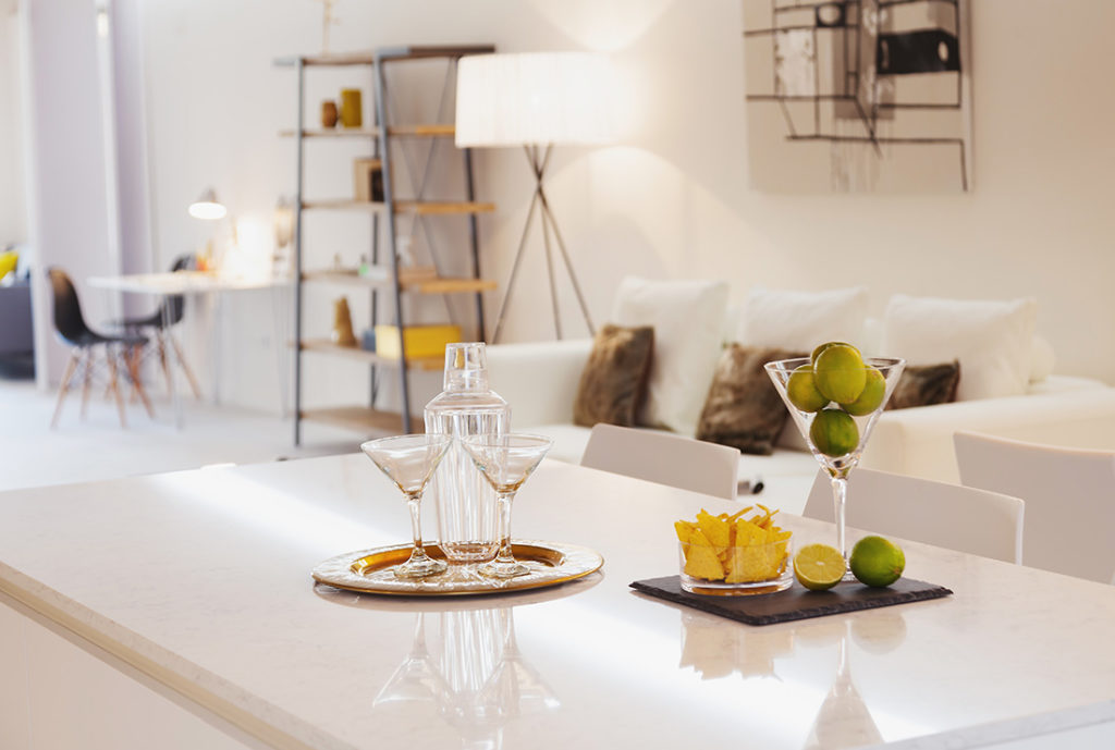 barcelona home staging lujo