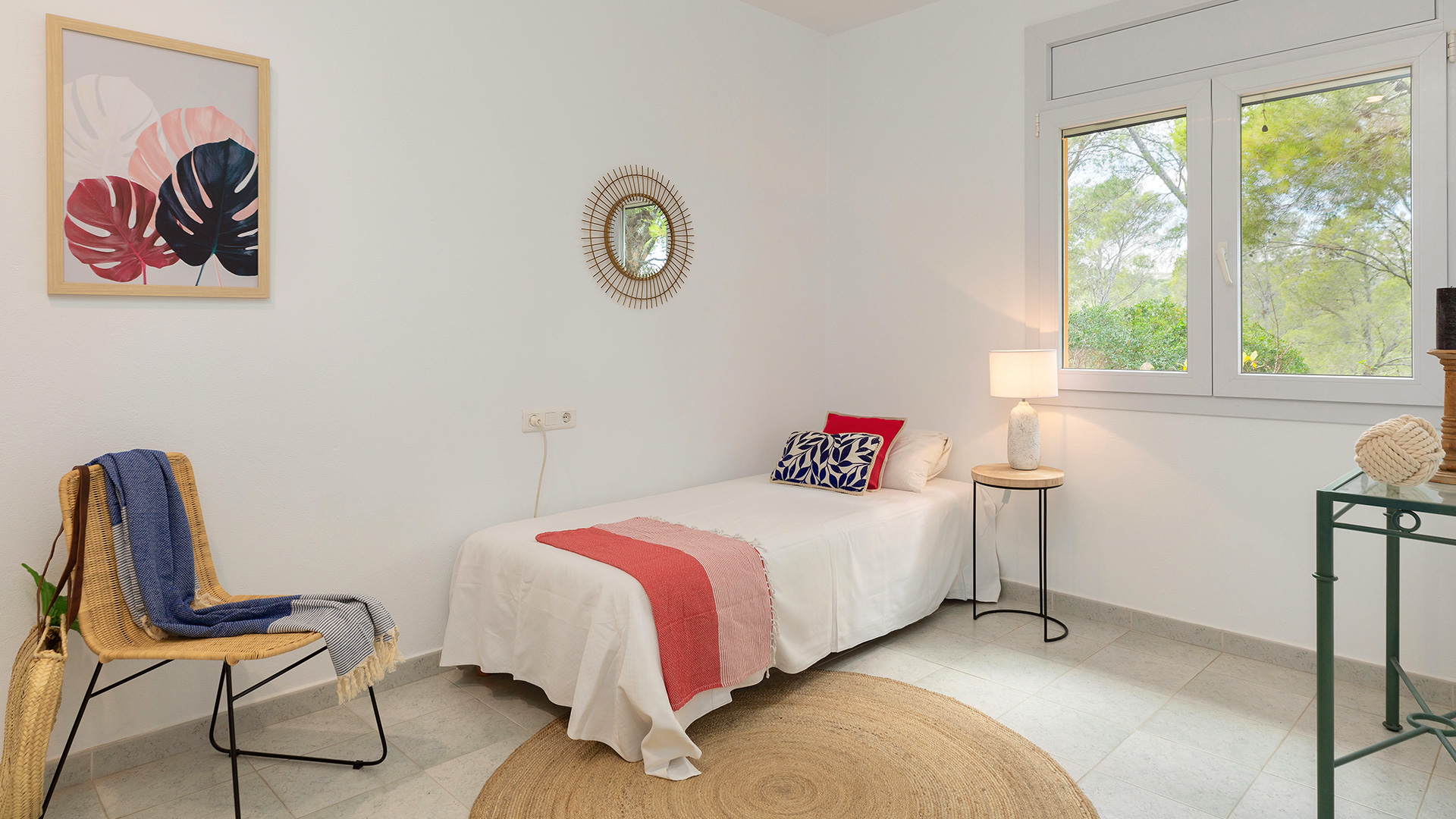 home staging en casa de la Costa Brava