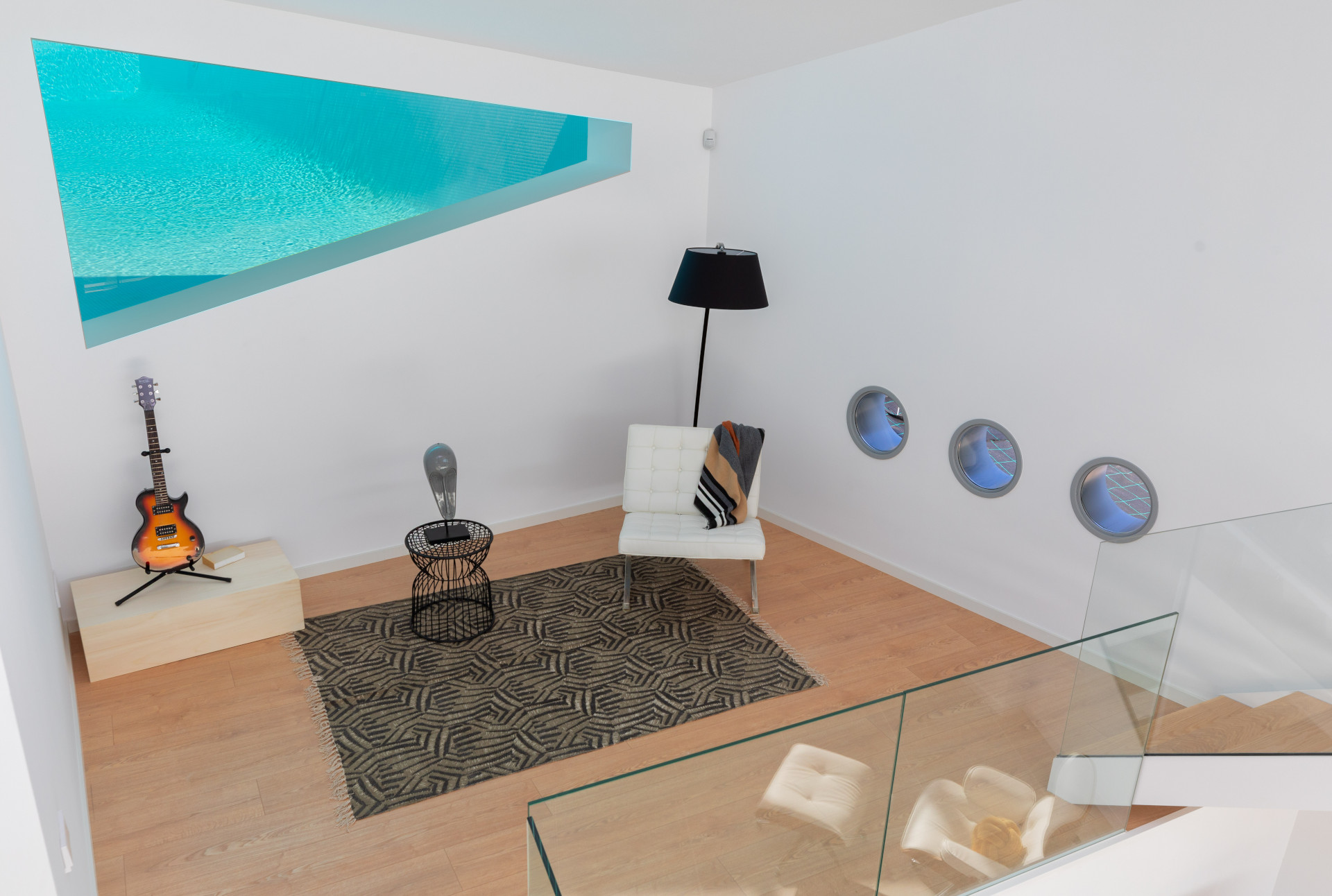 Casa con piscina en Sitges