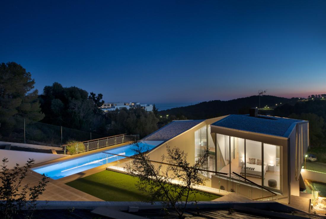 Casa de diseño en Sitges