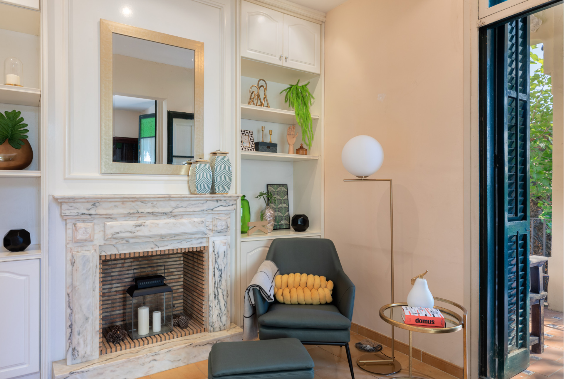 Home Staging casa modernista