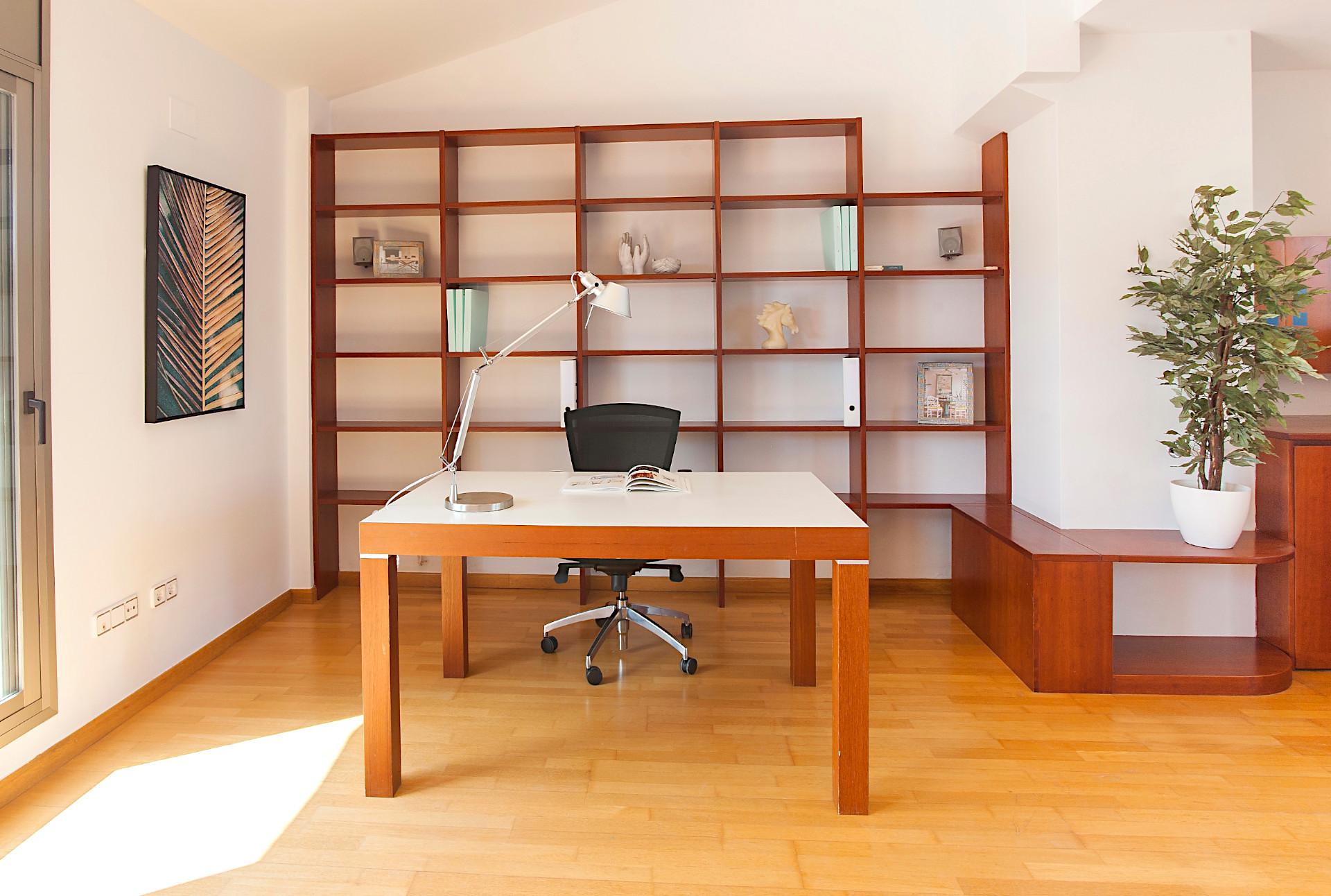 Home Staging espacio de trabajo